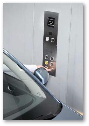 Výtahy pro vozidla